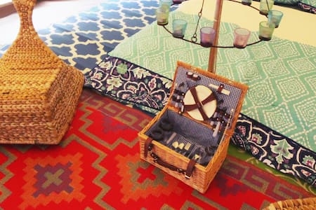 The only village in Tokyo Hinohara Glamping - Hinohara - Tent