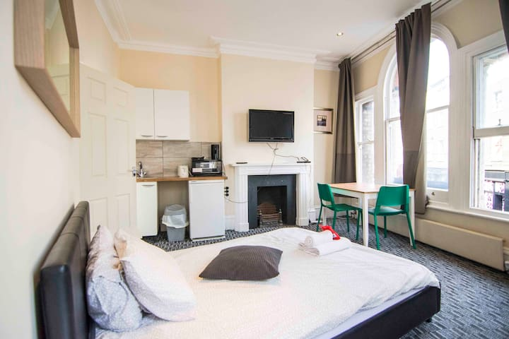 FANTASTICALLY Refurbished Studio for 4, GREEN PARK