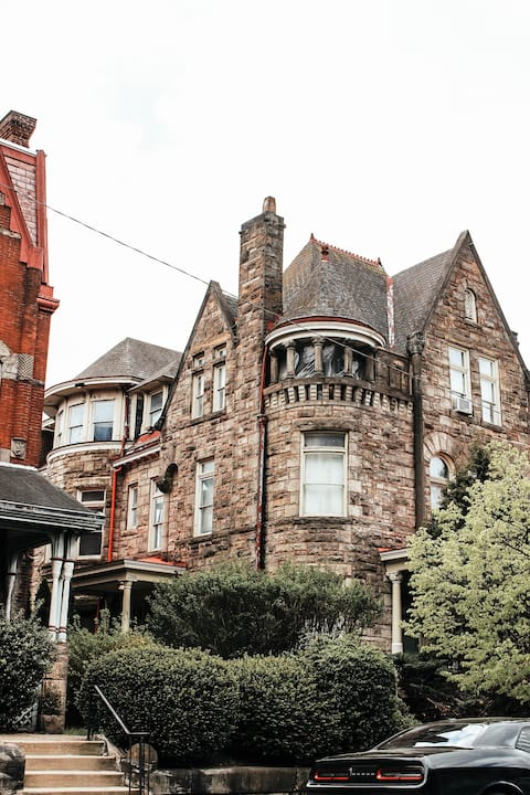 Manchester Suites 202 beautiful historic building