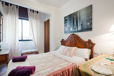 Cozy centric room + breakfast 4 - Granada