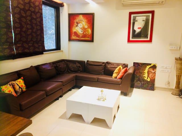 Artsy meditation Home, ayurveda health-centre(spa)