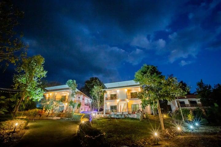 Pai Rung Resort ปายรุ้ง รีสอร์ท