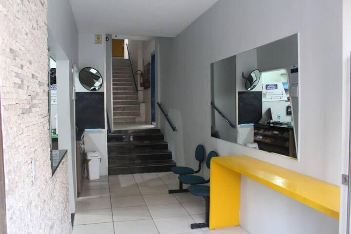 Suite -  Pousada Centro de Fortaleza