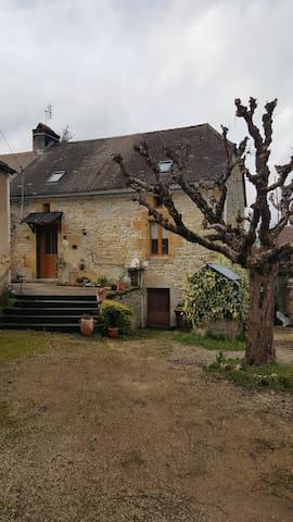Maison au calme en Périgord