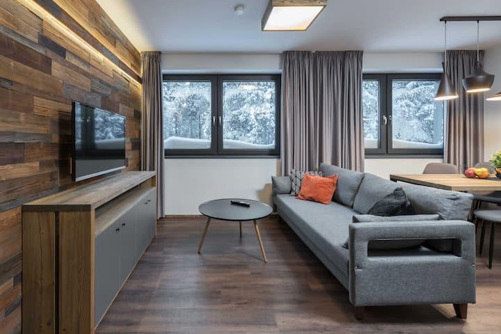 Královka maisonette two-bedroom apartment