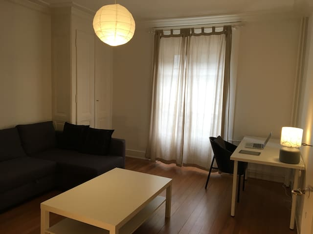 Nice appartment in the city center