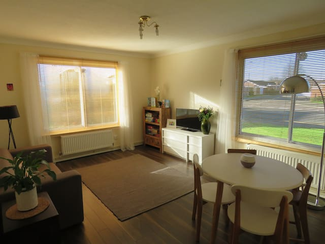 Lovely airy, calm & safe home - Peterborough