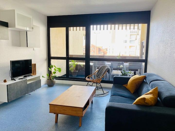 Appartement 4 pers max à Seignosse le Peno