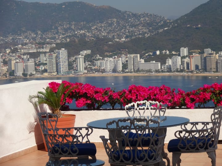 THE BEST VIEW IN ACAPULCO
