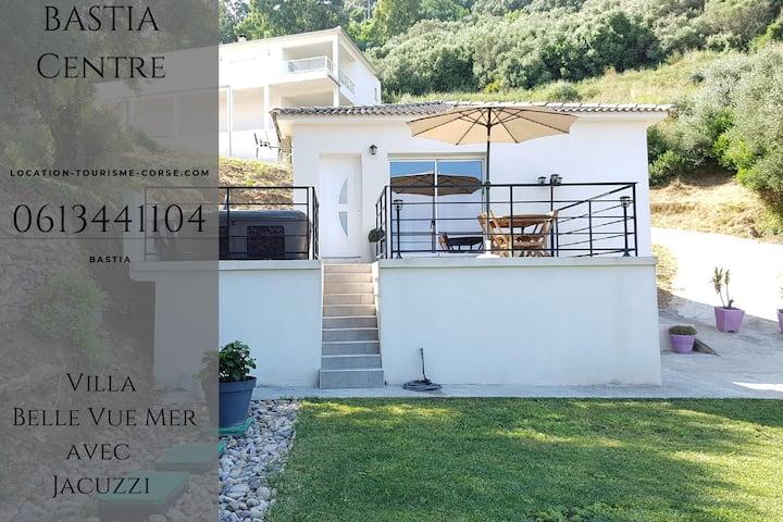 Villa du Macchione, Bastia