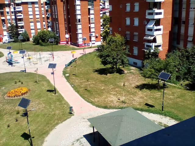 Cozy Apartment near the Center