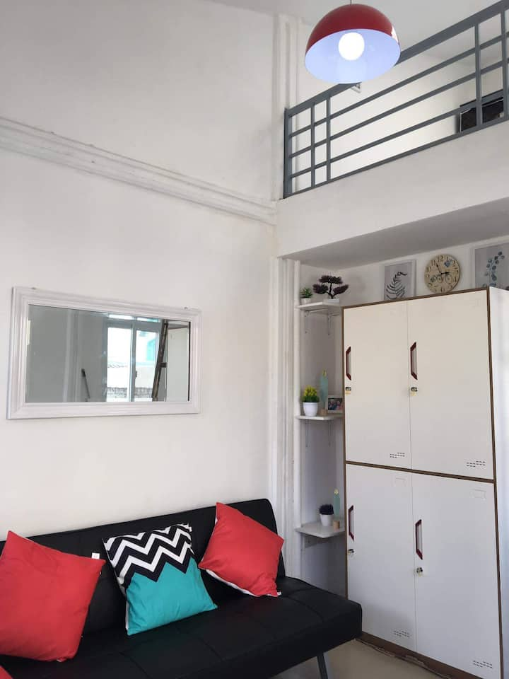 Fully furnished, secure Apartment Share