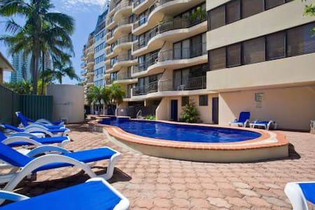 Location, value and comfort! - Broadbeach
