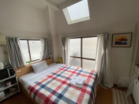 Monthly Rental Tokyo - Large Balcony View Yoga