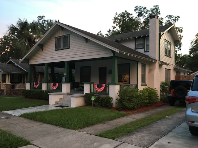 The Gray House - Downtown Gainesville
