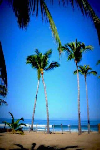 Puerto Vallarta Beachfront Home