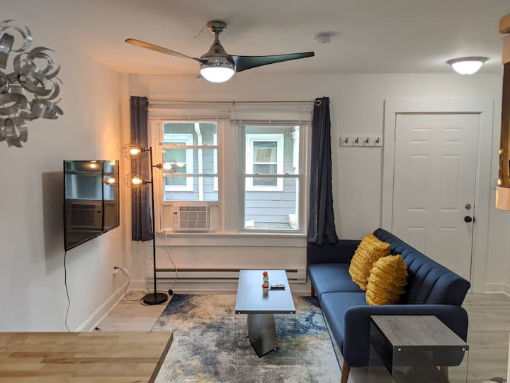 COZY 1BR Pacers Home | Newly & Fully Remodeled