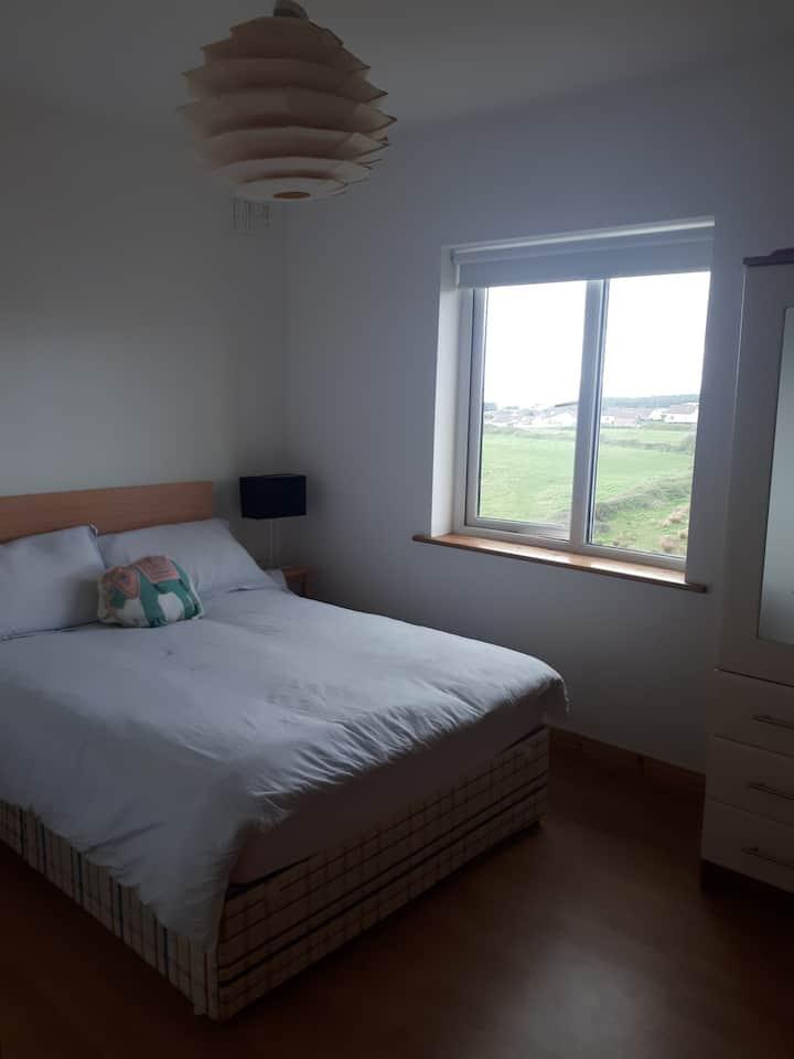 Strandhill double room