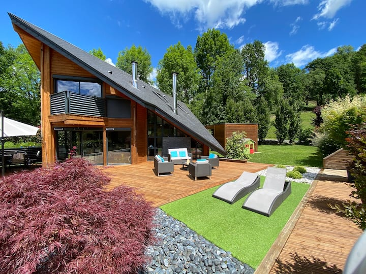 Great home on the mountain, Lourdes