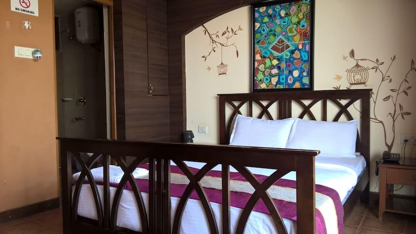 Villa Tidina- R102 by the Sea - Dona Paula - Wikt i opierunek