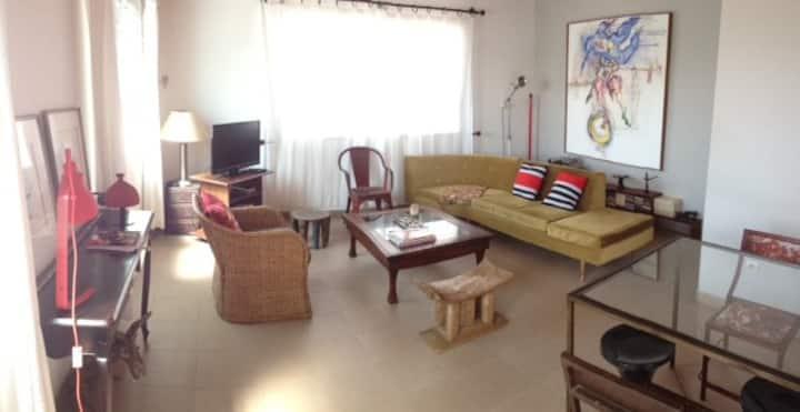 Appartement T2 avec grande terrasse aménagée
