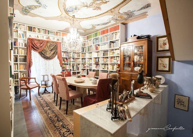 La stanza dello scirocco 1 - Palazzo nobiliare
