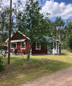 Cozy house near the forest.  Västervik — Vimmerby