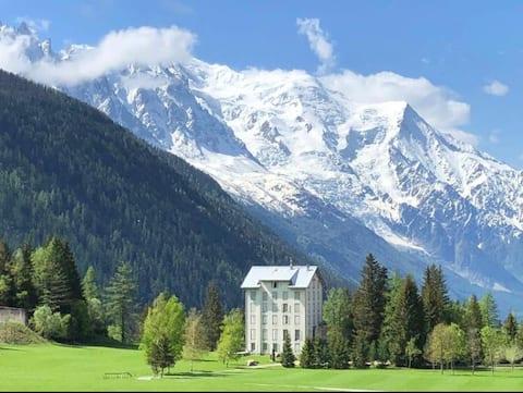 Studio au coeur de la vallée de Chamonix