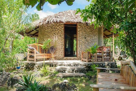 Natur Steinhaus zu vermieten
