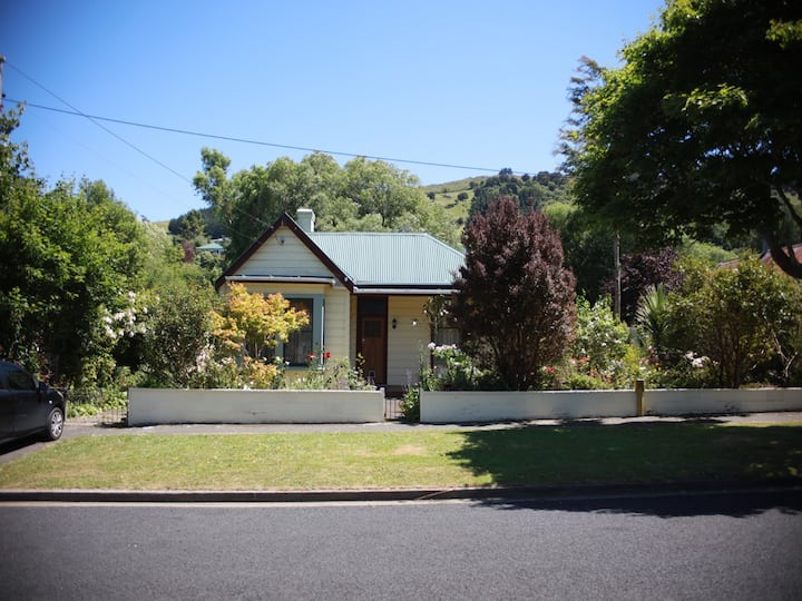 Charming Villa on Tree Lined Street