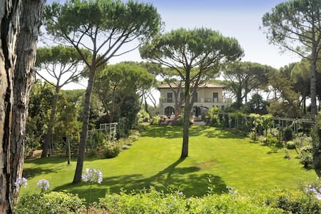 Villa Il Tombolino - Marina di Bibbona