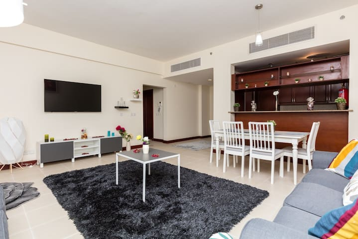 A luxurious apartment  at KAEC