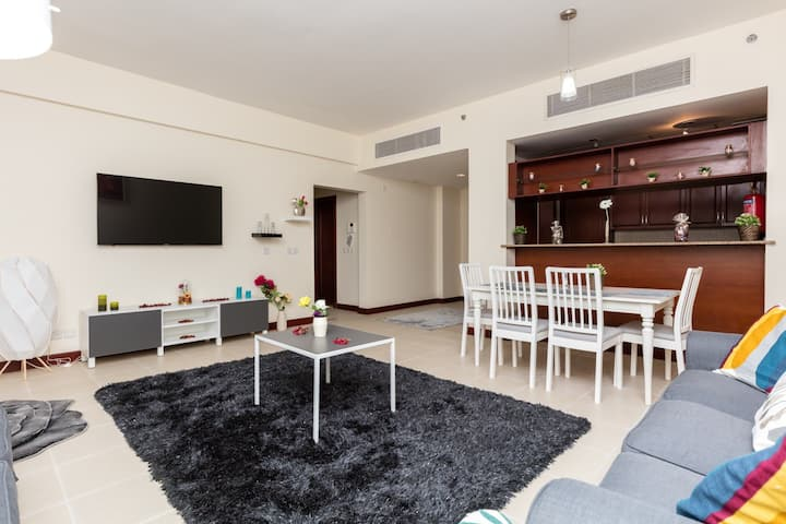A luxurious apartment  at KAEC