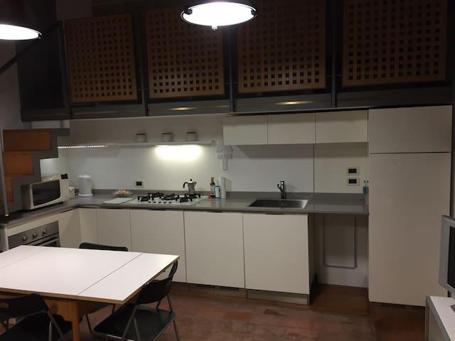 Casa di ringhiera - Piacenza - Appartement