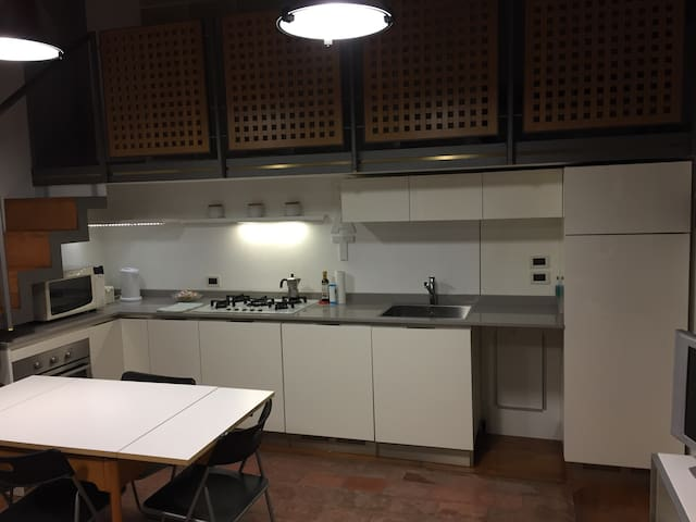 Casa di ringhiera - Piacenza - Apartmen