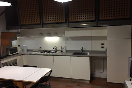 Casa di ringhiera - Piacenza - Daire