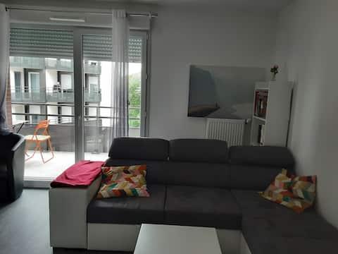 Chambre dans appart :Les  Ulis, près d'Orsay ville
