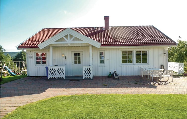 Holiday cottage with 2 bedrooms on 84m² in Brårud