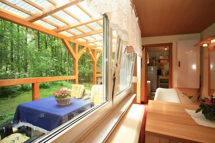 Ferienhaus am Bärwalder See - Klitten - Huis