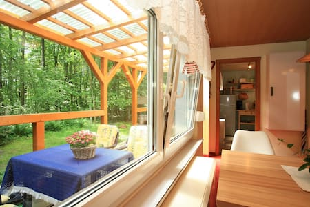 Ferienhaus am Bärwalder See - Klitten - Casa