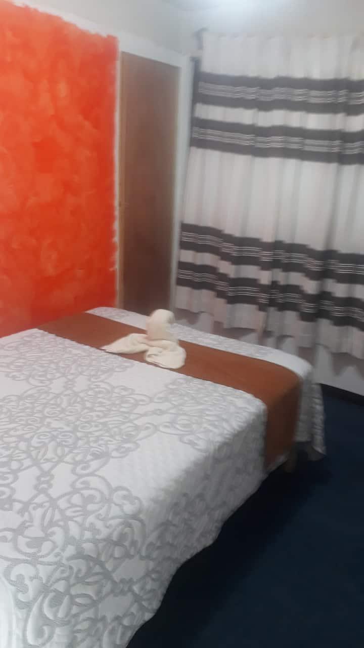 Casa ENPI habitaciones