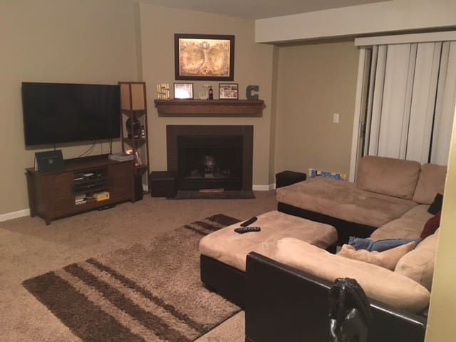 2 Bed Room Near AA (Ypsi) - Ypsilanti - Apartment
