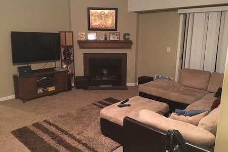 2 Bed Room Near AA (Ypsi) - Ypsilanti - Apartment