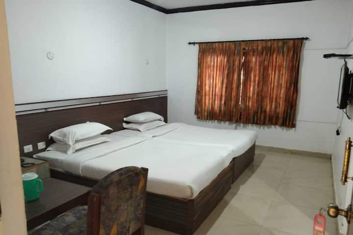 Quadruple Room at Orchid Inn
