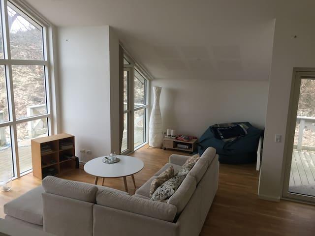 stue og kanap