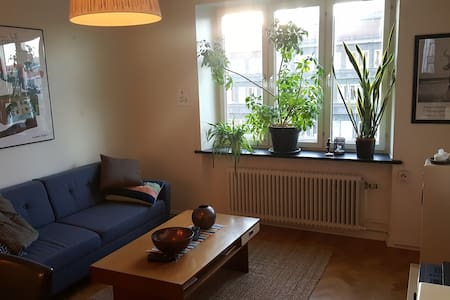 Top floor, great area close to city central. - Göteborg
