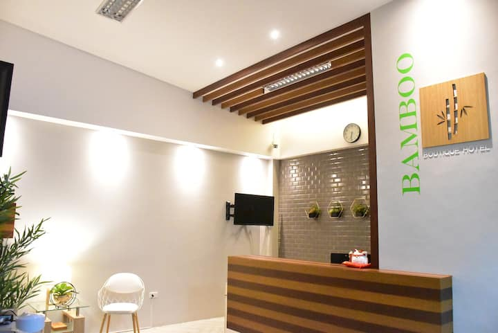 Bamboo Boutique Hotel Room A