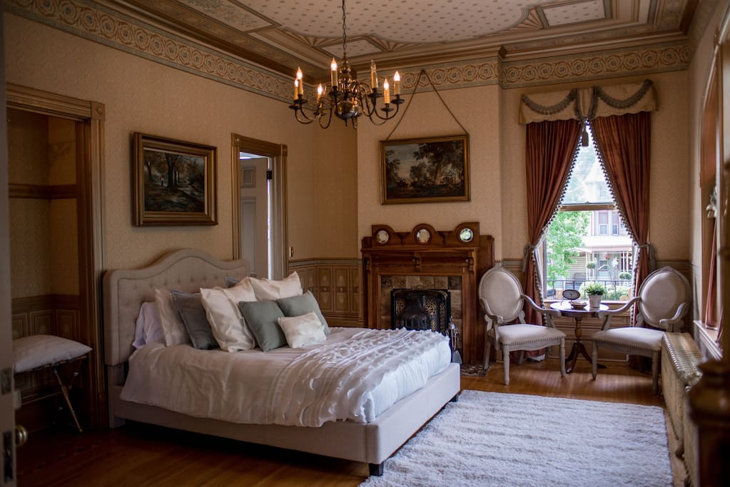 The Magnolia Suite