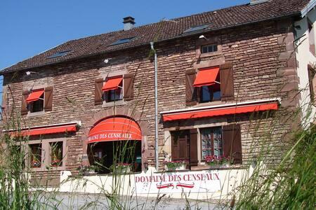Domaine des Censeaux - Aillevillers-et-Lyaumont - Bed & Breakfast