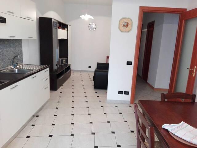 Appartamento nuovo a 300 m dal mare